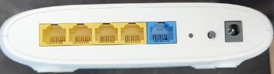 роутер sercomm s1010 порты